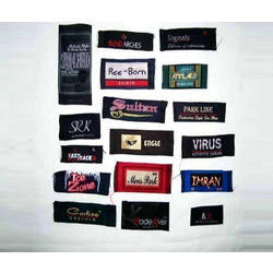 Woven Satin Labels