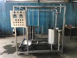 Continuous / Batch SS Milk Pasteurizer 100 ltr - 5000 ltr