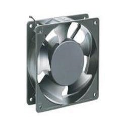 120 X 120 X 38 Mm (4 Inch) 2700 - 3000 RPM Rexnord Cooling Fan, 185 - 245 VAC