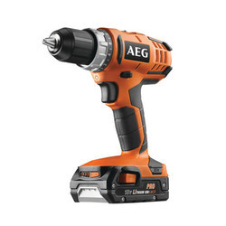 13mm Metal Chuck Drill / Driver with 2 x Li-Ion Batteries