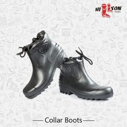 Hillson Collar Boot Safety Shoes