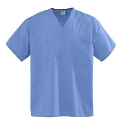 Blue Pure Cotton Medical Clothing, Size: Large And Extra Large