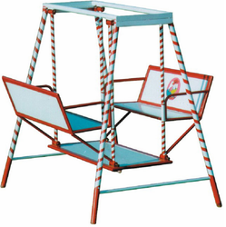Party Swing 4 Seater