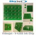 SkyJet - Videojet -V-435D Ink Chip