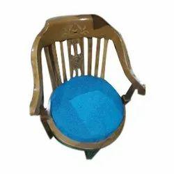 Modern Brown Designer Wooden Arm Chair