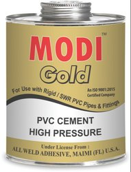 PVC Gold Solvent Cement