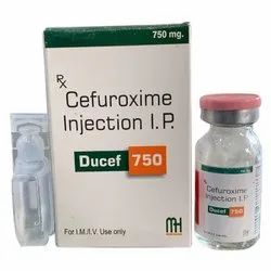 Cefuroxime Injection 750 mg