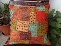Village Theme Cushion Cover