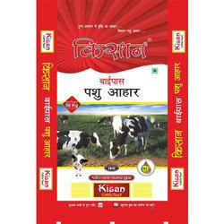 Kisan Bypass Cattle Feed   50 kg Packing