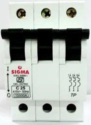 Sigma TP C 25 MCB