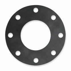 Gokul Black Neoprene Rubber Gasket, Thickness: 5 mm