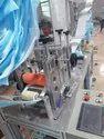 Inside nosepin N95 Mask Making Machine