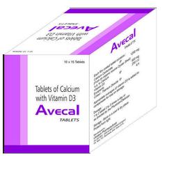 Calcium Citrate Vitamin Zinc Magnesium Copper Tablet