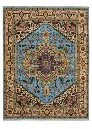 Heriz Carpet Heriz Designer Carpets Manufacturer From Jaipur