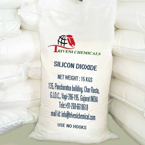 Silicon Dioxide, Packaging Type: Bag, Triveni Chemicals | ID: 1691371112