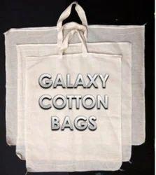 Natural Cream Color Plain Eco Friendly Calico Cotton Bags