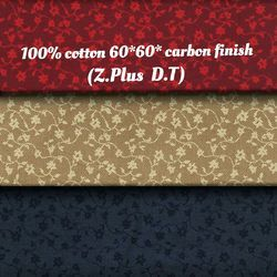 Carbon Finish Shirting Fabric (Z Plus D.T.)