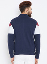 100% Cotton Men's 's Full Sleeves Hooded Black Sweatshirt
