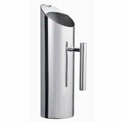 Stainless Steel Water Jug, Packaging Type: Box