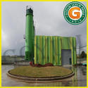 Palm Oil Distillation Plant