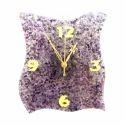 Gemstone Wall Clock