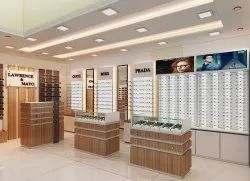 New Optical Shop Design Pan India - New