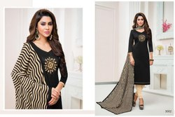 Shagun Lifestyle Silk Soft Casual Wear Dress Materials