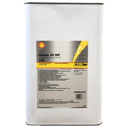 Shell Omala S4 WE 320 Gear Oil, Unit Pack Size: 20 Litre
