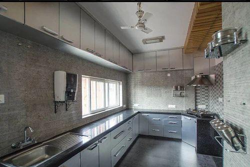 Architect Interior Design Town Planner Of Kitchen Interior