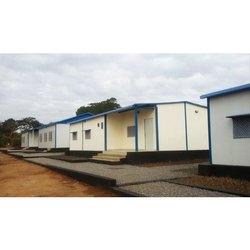 Portable Steel House, Steel Structure House, इस्पात का