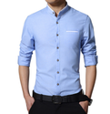 Cotton Made In Africa Mens Formal Shirts
