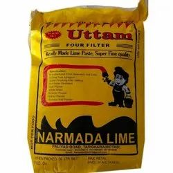 Uttam Readymade Lime Paste, Packaging Size: 30 L, Packaging Type: Plastic Bag