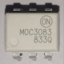 Triac & SCR Output Optocouplers MOC3083M