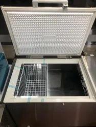 CF 600 SS Stainless Steel Deep Freezer