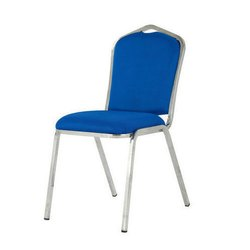 Blue Stackable Banquet Chair