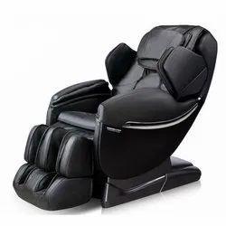 3D Zero Gravity Black Massage Chair