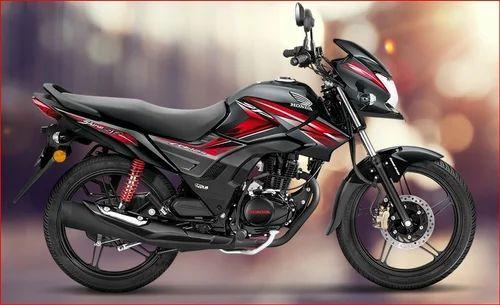 Black Honda Bike Cb Shine 125 Sp Drum Rs 62591 Unit Praganya