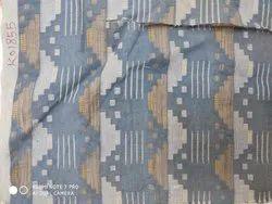 Blue Cotton Dobby Fabric, GSM: 50-100