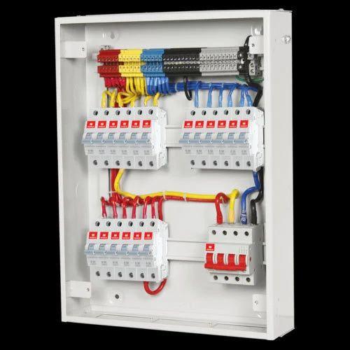 abs electrical distribution board rs 8980 piece shivani. Black Bedroom Furniture Sets. Home Design Ideas