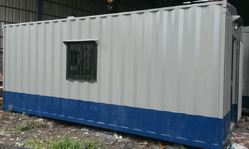 Steel Structure Portable Cabin