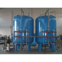 Dual Water Filter System