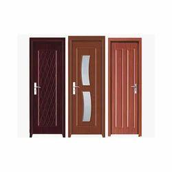 Brown PVC Laminated Door