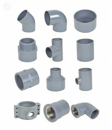 21/2 inch PVC Water Pipe Fittings, Rs 16.12 /piece A A PIPE FITTING  INDUSTRIES | ID: 21118815188