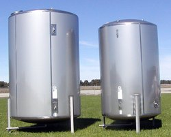 Stainless Steel Beverage Tank