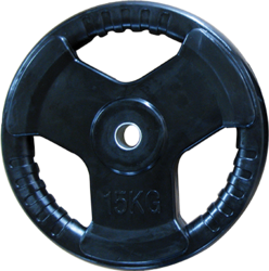 Weight Lifting Plate With Metal 15 kgs COSCO 28505-28705