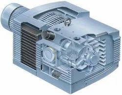 5 HP Grey Becker Rotary Vane Compressor DT 4.40k