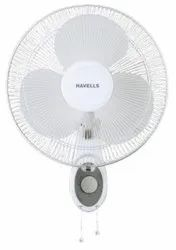 Platina White Wall Fan