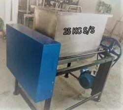 25kg SS Powder Mixer Machine
