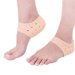 Silicone Heel Protector Socks Pad