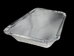 750 Ml Aluminium Food Containers